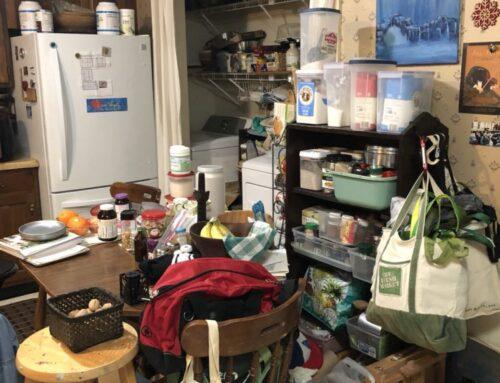 Organizing Isn't Complete Minimization