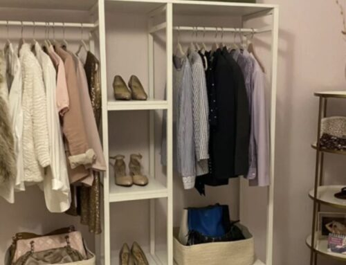 Dressing Room to Die For