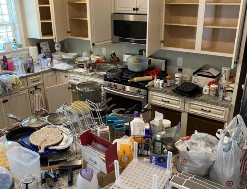 Reclaiming Her House – Especially The Kitchen